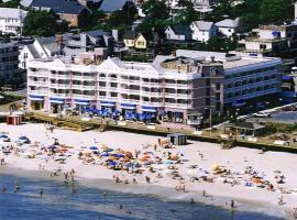 Boardwalk Plaza Hotel, hôtel à Rehoboth Beach