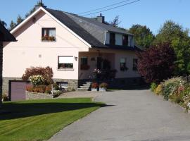 Eifel Lodge, budget hotel in Butgenbach