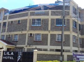 Lila Hotel, hotel in Kisumu
