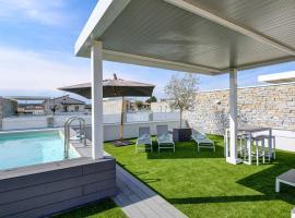 Villetta Dolci Luxury Home, cabin in Peschiera del Garda