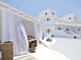 Livin Mykonos Hotel, отель в Миконосе
