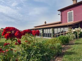 Agriturismo Re Tarquinio, hotel a Tuscania