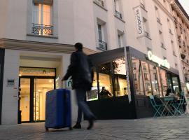 CAMPANILE PARIS - Clichy Centre, hotel near Mairie de Clichy Metro Station, Clichy