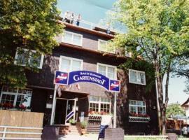Hotel and Restaurant Gartenstadt, hotel near Steigerwald Stadium, Erfurt