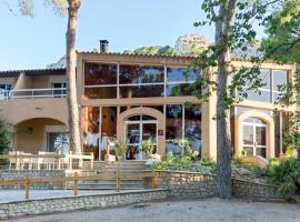 Best Western Domaine de Roquerousse, hotel in Salon-de-Provence