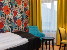 Thon Hotel Harstad, hotel in Harstad