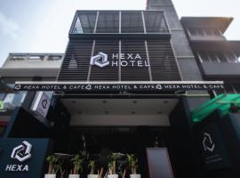 Hexa Hotel & Backpackers Bukit Bintang, מלון בקואלה לומפור
