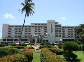 The Federal Palace Hotel and Casino, отель в Лагосе