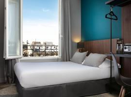 Montparnasse Alésia, hotel near Gentilly RER Station, Paris