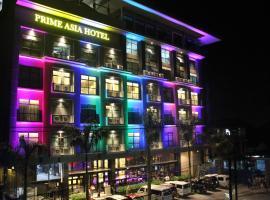 Prime Asia Hotel, hotel in Angeles