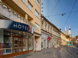 Hotel Jadran, hotel near Zagreb Cathedral, Zagreb