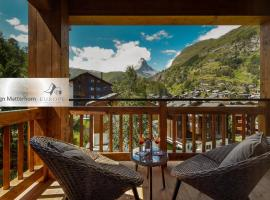 Europe Hotel & Spa, hotel in Zermatt