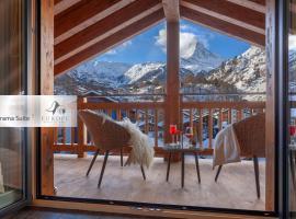Europe Hotel & Spa, hotel near Mountaineers' cemetery, Zermatt