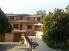 La nuova locanda, hotel in Orsomarso
