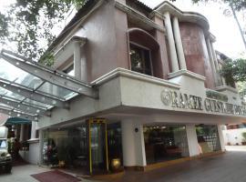 Ramee Guestline Hotel Dadar, hotel near Dadar Railway Station, Mumbai
