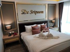 Hotel De Sripoom, hotel in Chiang Mai