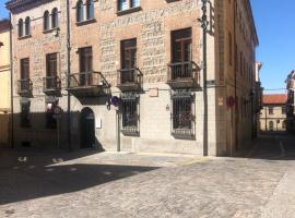 Santa Suites, hotel near Ávila Bullring, Ávila