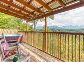 Cudderler's view, apartment in Sevierville