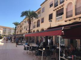 Indalomar apt, hotel en Los Alcázares