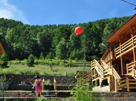 Bajkalskie Prostory, guest house in Listvyanka