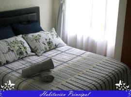 Aloha Habitaciones, bed and breakfast en Bogotá