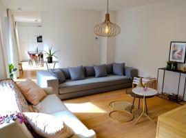 Modern Appartment in the Heart of Ghent, huisdiervriendelijk hotel in Gent