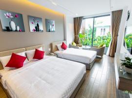 olgahotelapartments, hotel in Danang