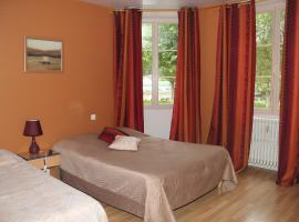aux trois rois, hotel near Senonais Golf Course, Pont-sur-Yonne