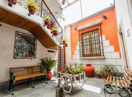 Villa Sillar, hôtel à Arequipa