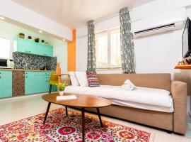 Kerem Hateimanim Studio Apartment by Homy, apartment in Tel Aviv