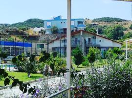 Mavi melek apart otel, отель рядом с аэропортом Аэропорт Газипаша - GZP