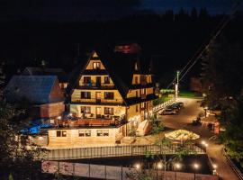 Dom Wczasowy Jędrol, hotel near Ku Dolinie Ski Lift, Poronin