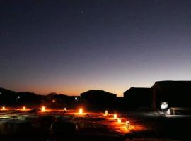 Nomade moon camp, luxury tent in Mhamid