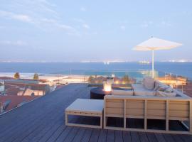 Memmo Alfama - Design Hotels – hotel w Lizbonie