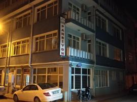 Zafer Hostel, отель в Конье