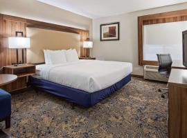 Best Western Plus Kansas City Airport - KCI East, hotel in Kansas City