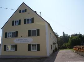 Gästehaus Schlossbräu, Hotel in der Nähe von: Legoland Deutschland, Autenried