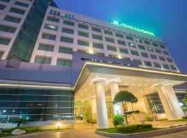 Emerald Garden International Hotel, hotel in Medan