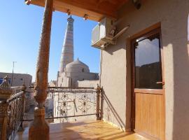 Khiva Siyovush Hotel, hotel en Khiva