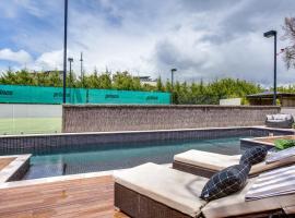 Kalina Retreat: resort style tennis & pool, hotel in Mount Martha