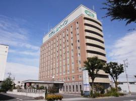 Hotel Route-Inn Suzuka, hotel near Chubu Airport - NGO, Suzuka