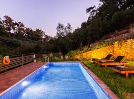 Physis Villas, hotel near Botanical Park & Gardens of Crete, Ayiá