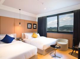 Brown Dot Hotel Jinju