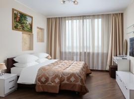 Hanoi-Moscow Aparthotel, hotel near Kva-Kva park, aquapark, Moscow