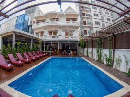 Poolside Villa, hotel in Phnom Penh