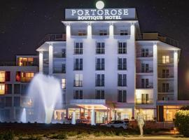 Boutique Hotel Portorose, four-star hotel in Portorož