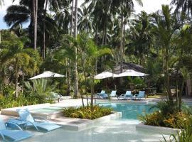 Mahogany Resort & Spa, hotel near Corong Corong Beach, El Nido