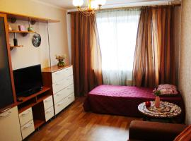 Апартаменты Бизнес Класса в самом центре города!, apartment in Berdsk