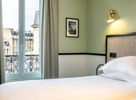 Hotel de l'Aqueduc, hotel near Hoche Metro Station, Paris