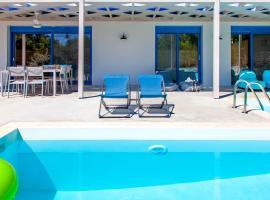 Galini Villas, hotel in Mikros Gialos
